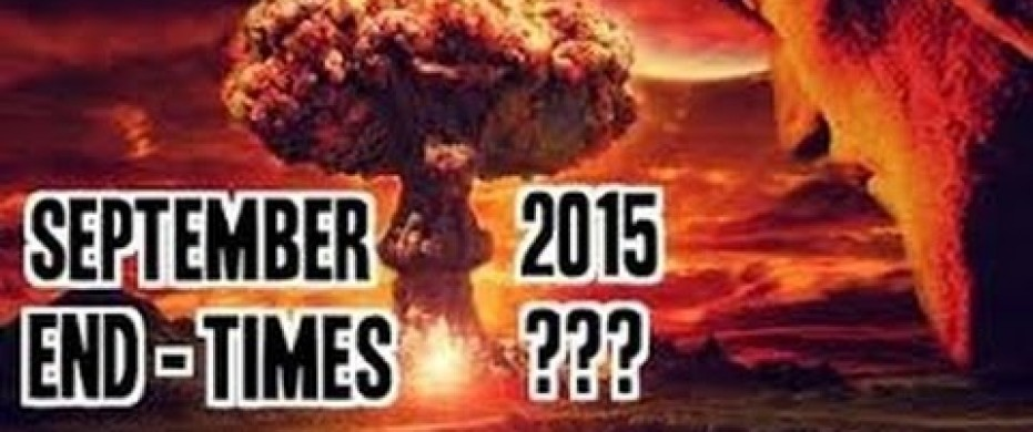 """""""ALERT"""" Shocking – September 2015 best video/doco: Maybe the Biggest month in world history"""