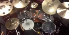 Give Him Glory (Drums)