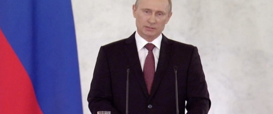 Putin Remembers Yugoslavia