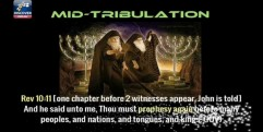 The Murder of Elijah, 2 Jewish Witnesses Martyred, Mid-Tribulation News