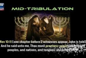 The Murder of Elijah, 2 Jewish Witnesses Martyred, Mid-Tribulation News