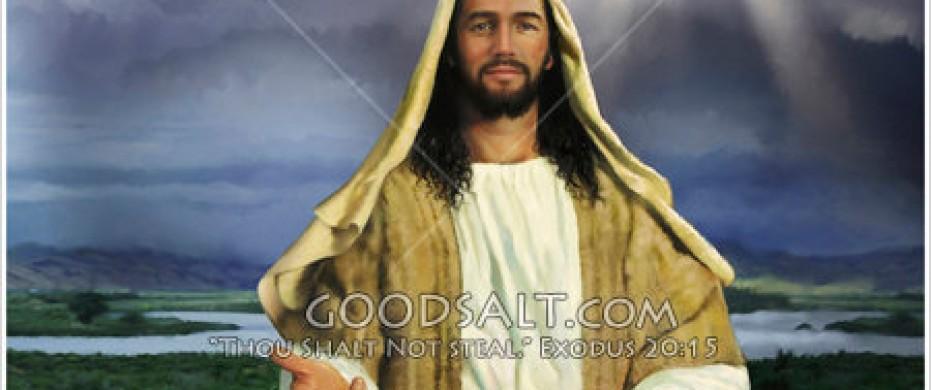 I've Just Seen Jesus Sandi Patty and Larnelle Harris