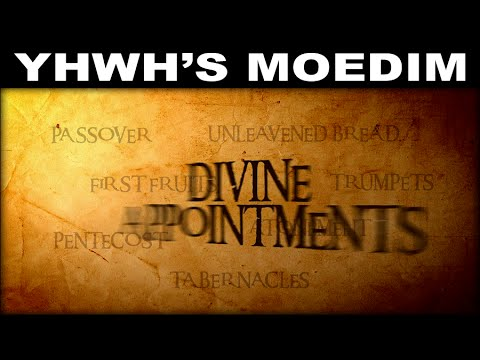YHWH's MOEDIM: The 7 Prophetic Jewish Feasts