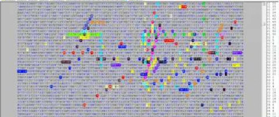 The most amazing matrix i have ever seen. check mate Jesus scoffers