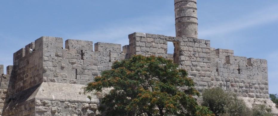 The Golden Bell – City of David